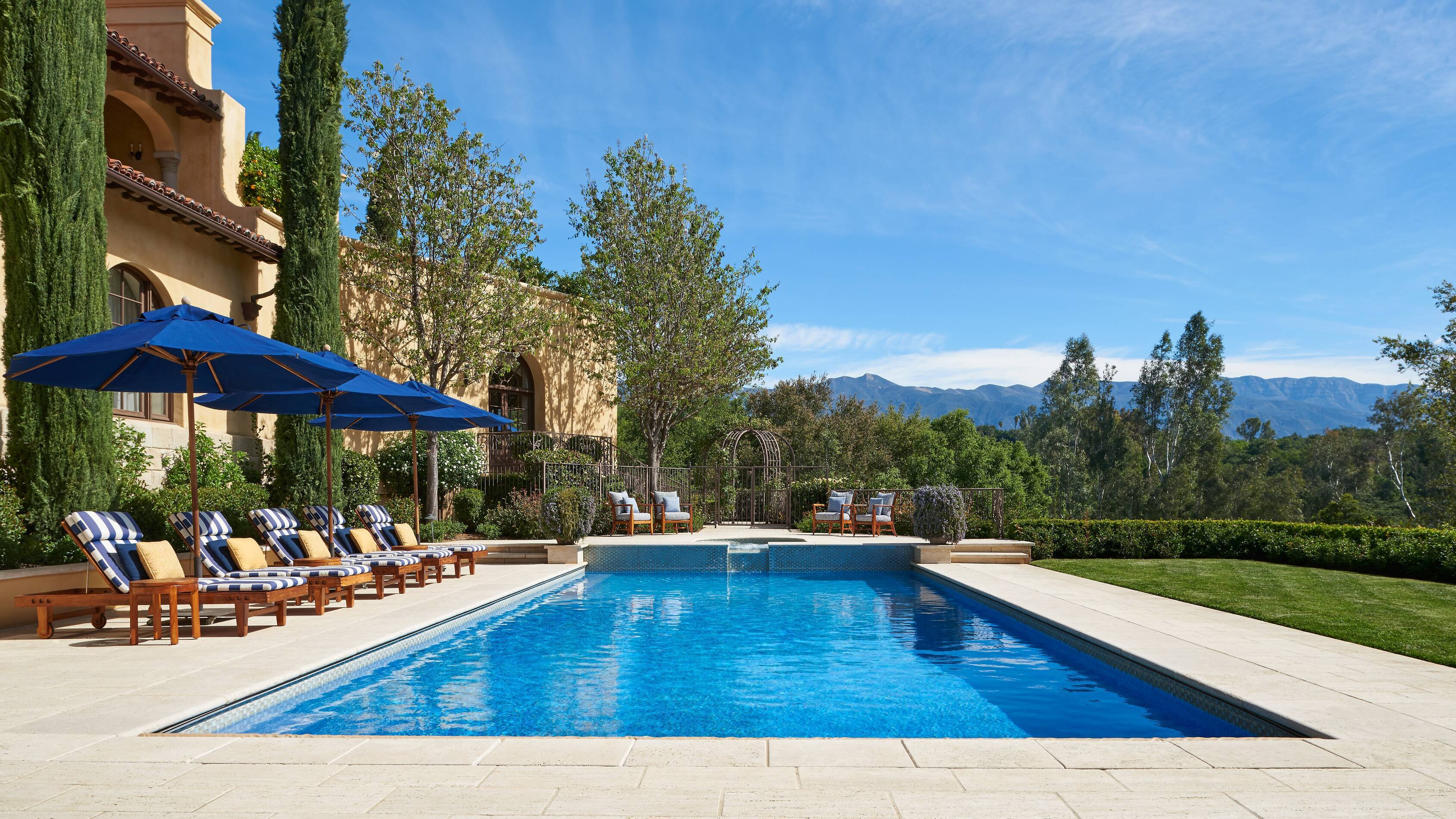 Ojai Valley Inn Resort Californie Casa Elar Piscine