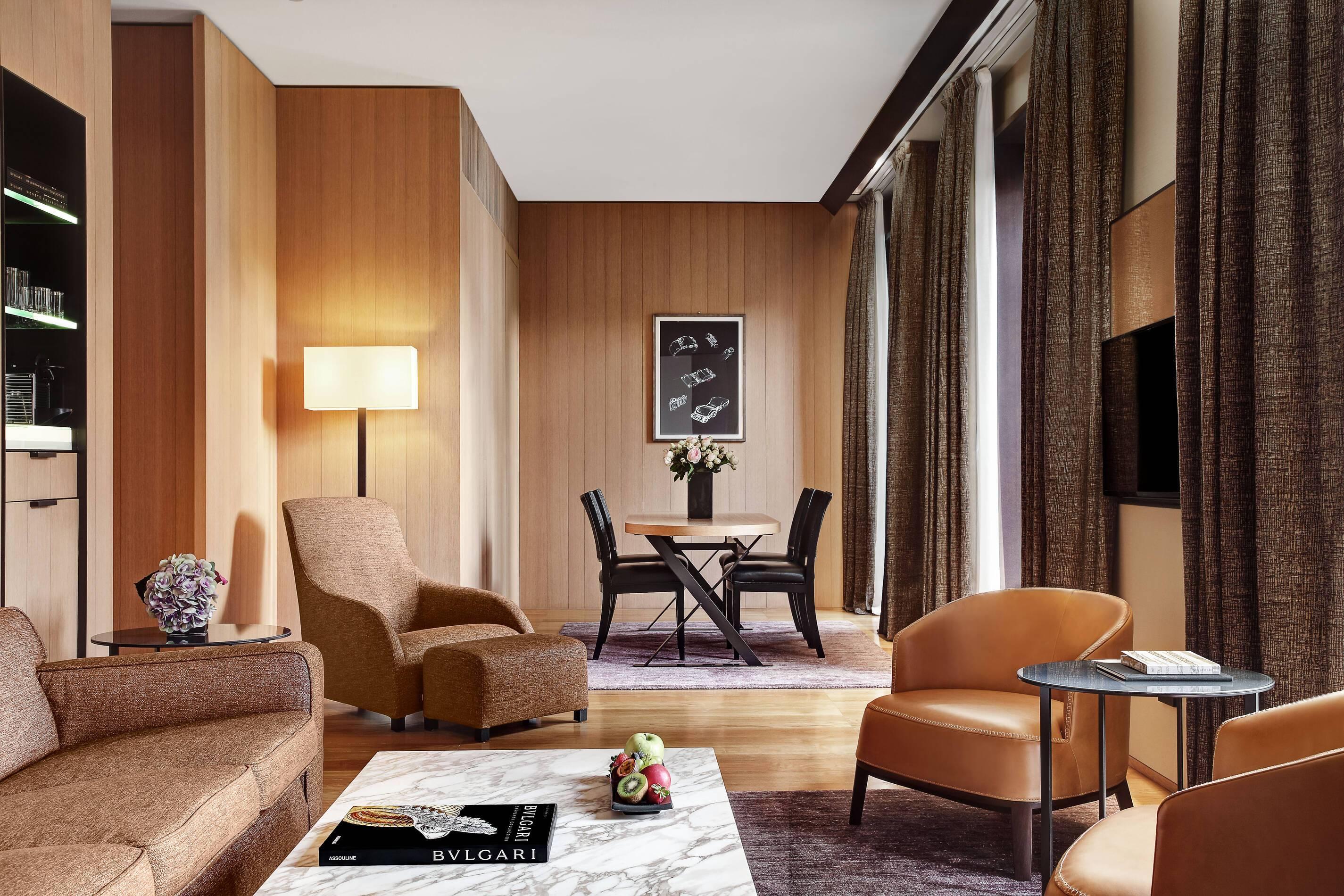 Bulgari Milan Suite
