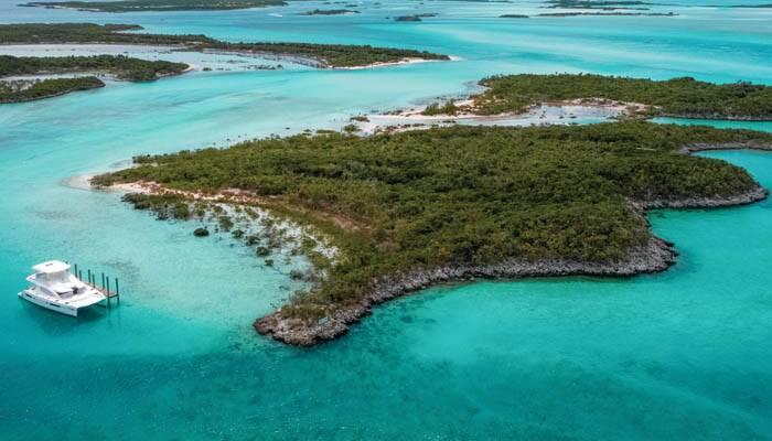 Zoom sur 4 destinations glamour aux Bahamas