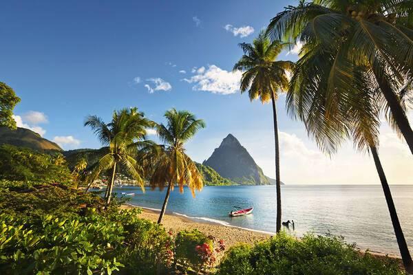 Sainte-Lucie, la perle authentique des Caraïbes