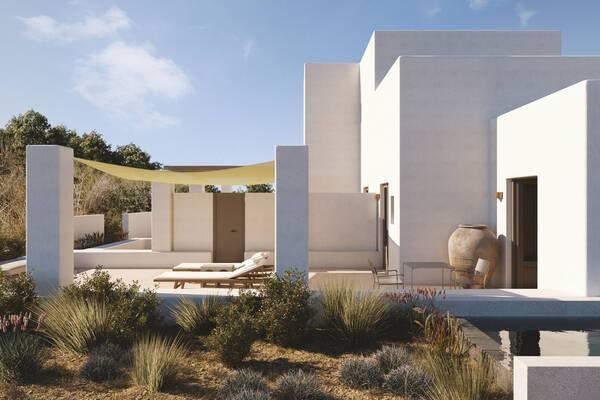 Parīlio, a member of Design Hotels, va ouvrir sur l'île de Paros