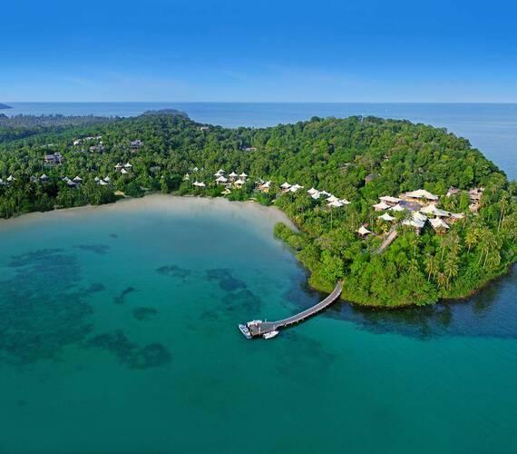Golfe de Siam : Hua Hin, Koh Kood, Koh Samui