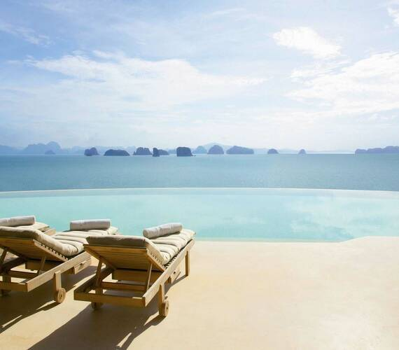 Mer d'Andaman : Phuket, Krabi, Yao Noi
