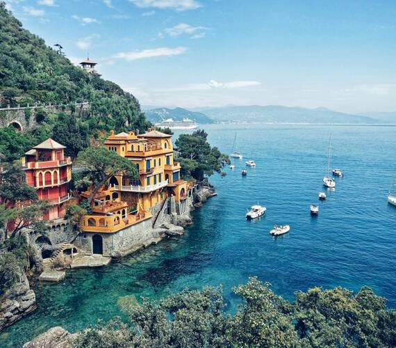 La Ligurie : Gênes, Portofino, Cinque Terre...