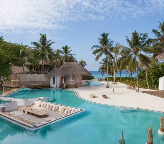Soneva Fushi Villa Reseve Privee Maldives