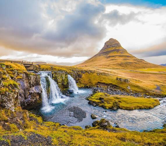 Islande Kirkjufellsfoss chris ried I