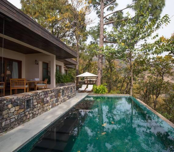 Ananda Spa Inde Villa