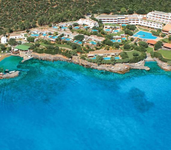 Elounda Mare Crete Vue