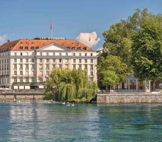 Four Seasons Geneve Bergues Exterieur
