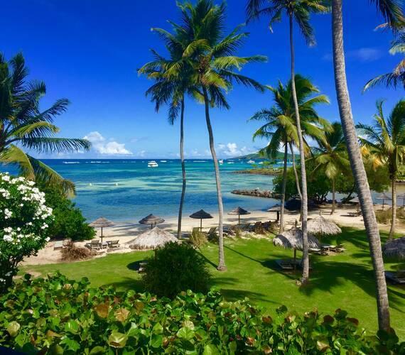 Cap Est Lagoon Plage Martinique