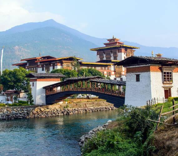 Punakha Dzong Circuit Bhoutan