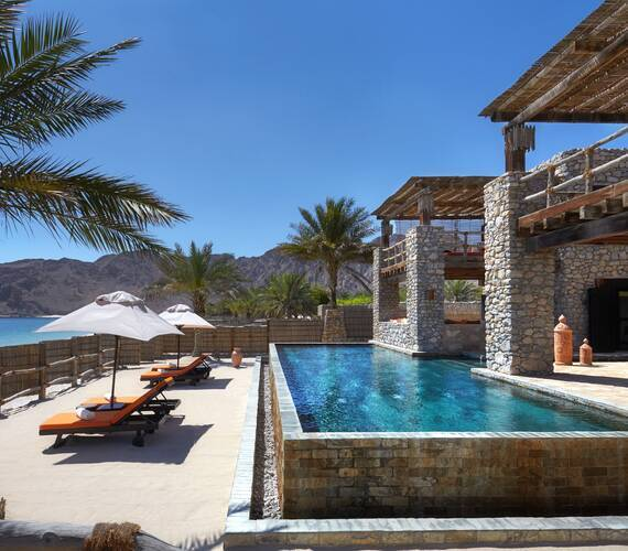 Six Senses Zighy Bay Villa The Retreat Oman
