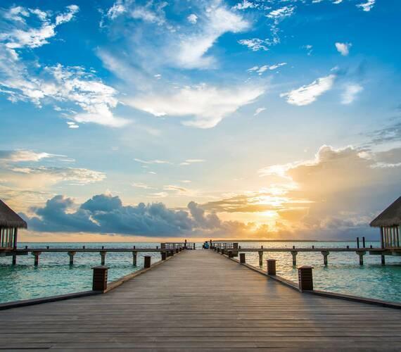 Hideaway Beach Restaurant Matheefaru Pavillons Maldives