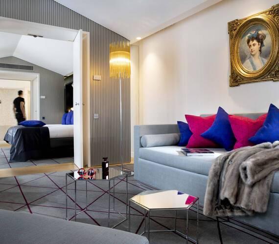 Hotel Sers Paris Chambre