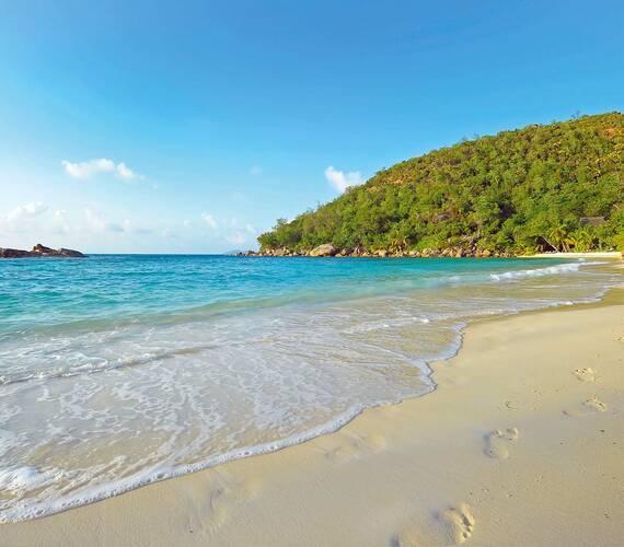 Constance Lemuria Plage Seychelles