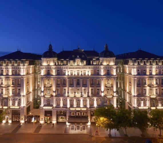 Corinthia exterieur hotel Budapest RichardPowers