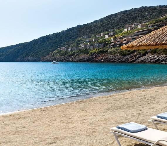 Daios Cove Plage Crete
