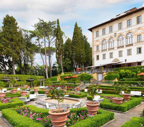 Il Salviatino Florence Jardins