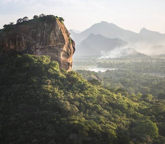 Sigiriya Lion Rock Fortress Circuit Sri Lanka