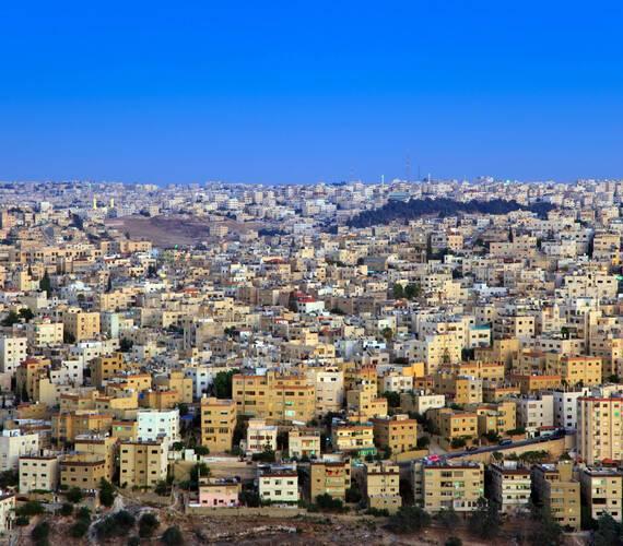 Amman Vieille Ville Jordanie JordanTourismBoard