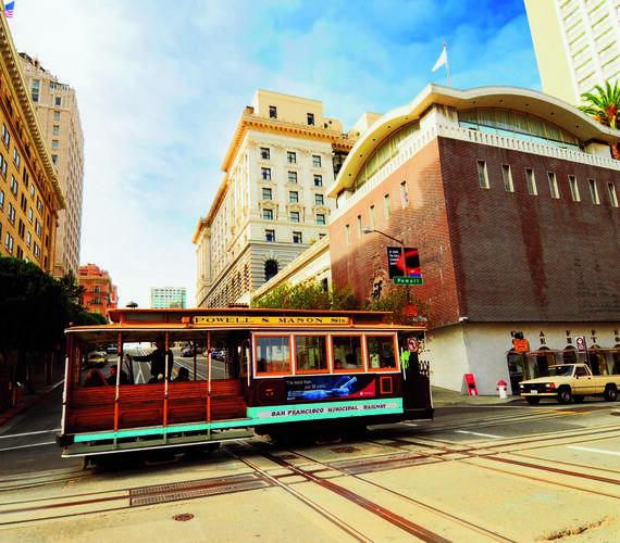 San Francisco Tramway Achilles
