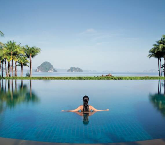 Phulay Bay Piscine Krabi