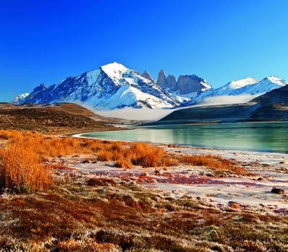 Tierra Patagonia Chili Laguna amarga