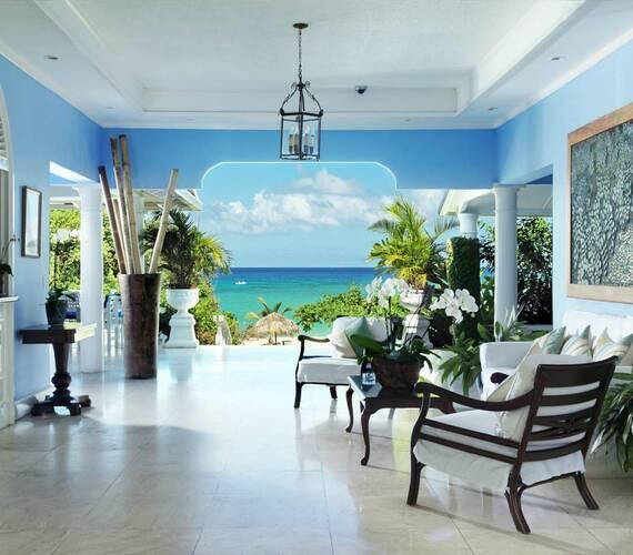 Jamaica Inn Lobby Jamaique