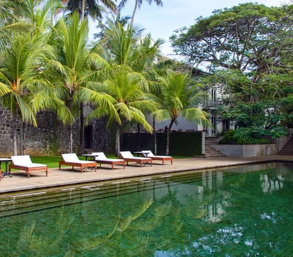 Amangalla Sri Lanka Piscine