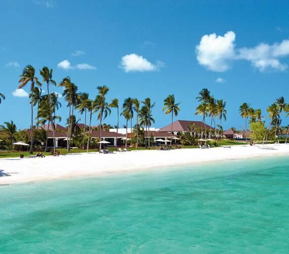 The Residence Plage Zanzibar