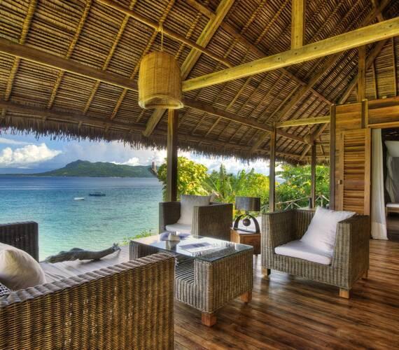 Tsara Komba Lodge Madagascar Lodge Suite Ocean G.Planchenault
