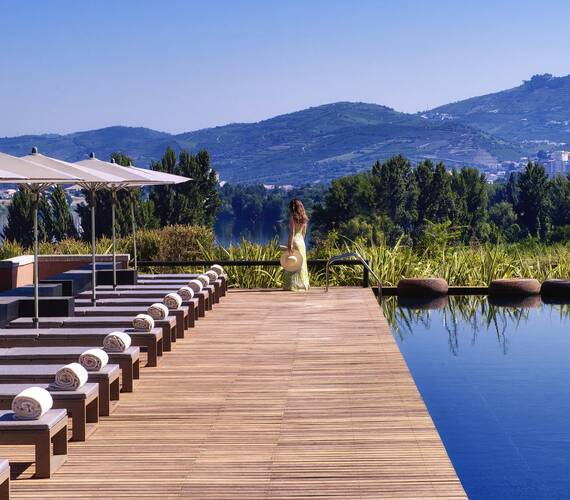 Six Senses Douro Valley Piscine