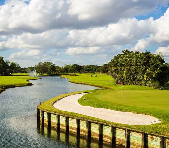 Biltmore Miami Golf Trou17
