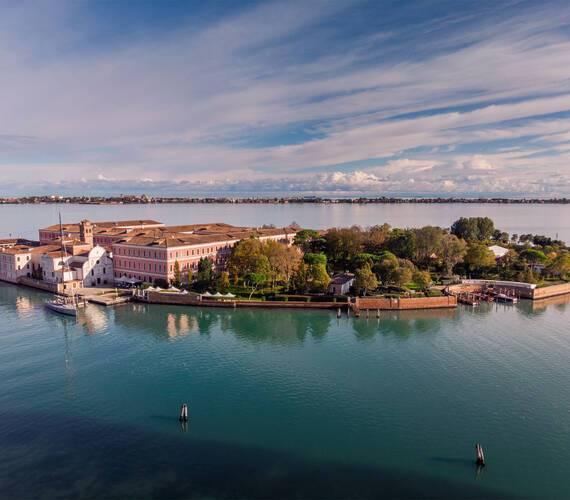 San Clemente Palace Venise Vue