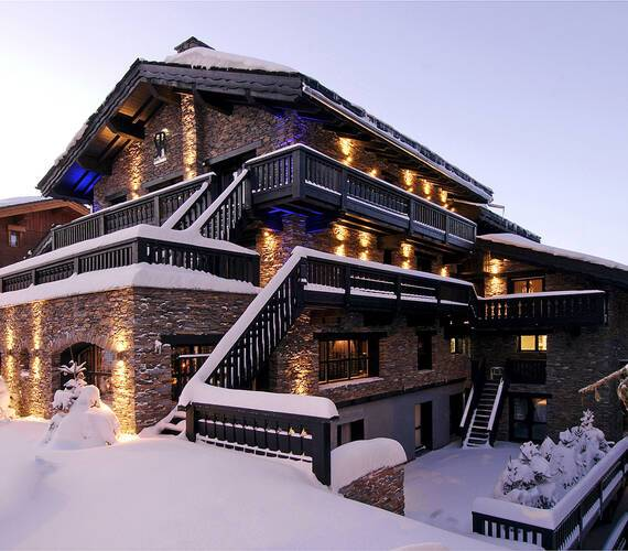 Saint Roch Courchevel Exterieur