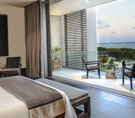 Nizuc Cancun Mexique Ocean Suite