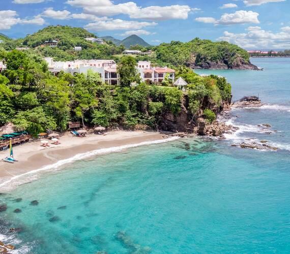 Cap Maison Plage Hotel Sainte Lucie