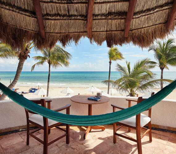Belmond Maroma Mexique Riviera Maya Vue