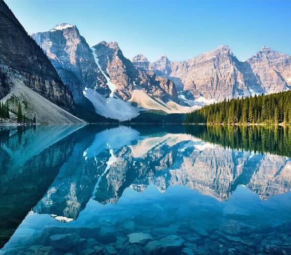 Moraine Lac Canada john lee