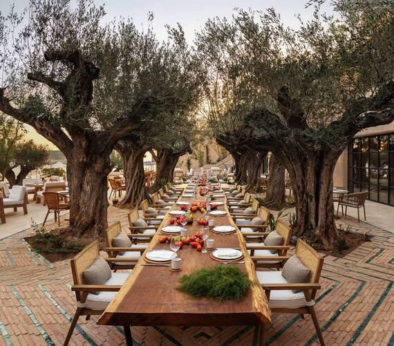 Six Senses Ibiza Baleares HaSalon