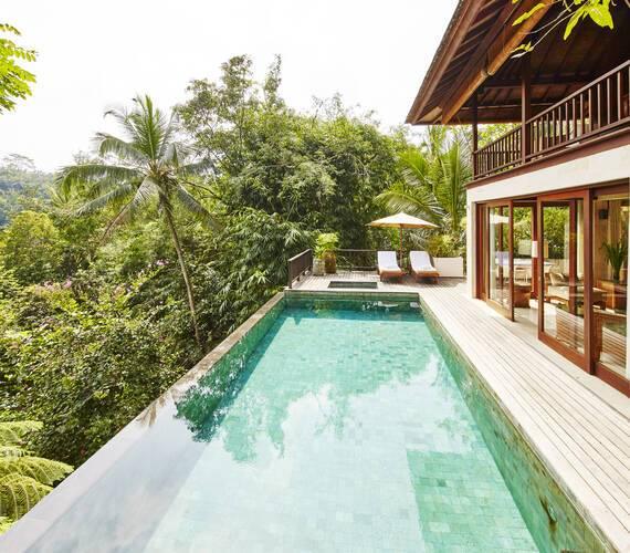 Como Shambhala Bali Gesing Kanila Piscine