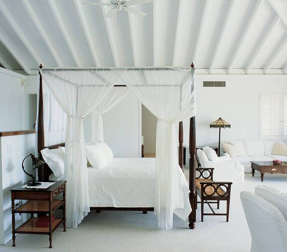Parrot Cay Turks and Caicos Chambre Master